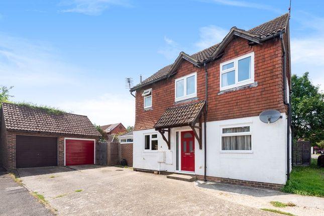 3 bed detached house for sale in Vindomis Close, Holybourne, Alton GU34
