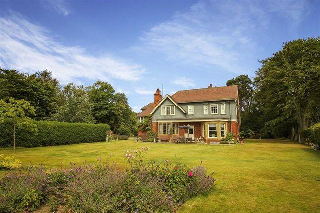 Thumbnail Detached house for sale in Eshott, Morpeth