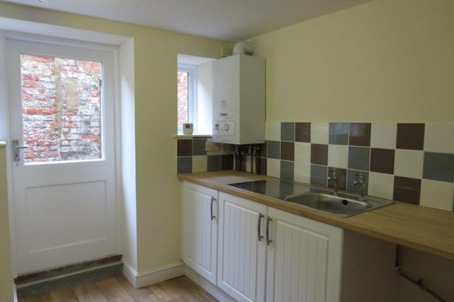 Thumbnail Flat to rent in Church Street, North Walsham