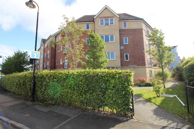 2 bed flat for sale in Hartford Street, Chillingham Garden Village, Newcastle Upon Tyne NE6