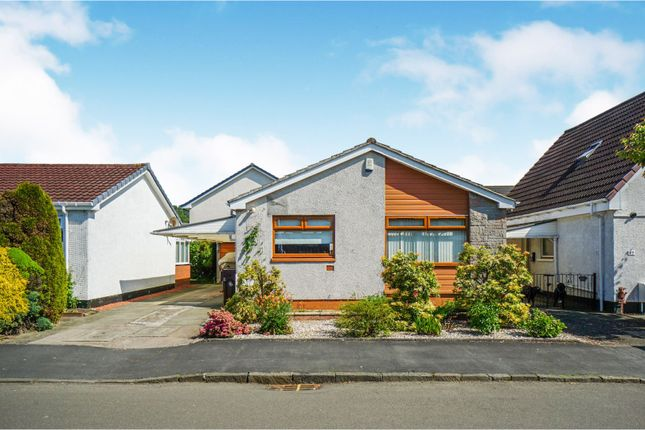Thumbnail Detached bungalow for sale in Chisholm Avenue, Causewayhead