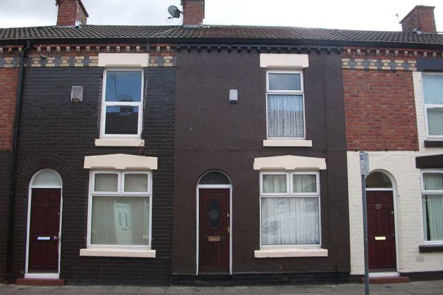 Wilburn Street, Liverpool L4