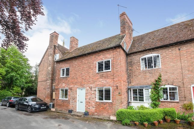 2 bed terraced house for sale in Church Street, Hampton Lucy, Warwick CV35