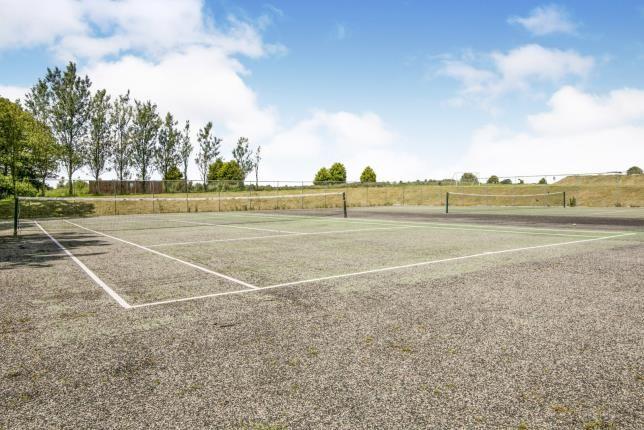 Tennis Courts of Atlantic Reach, Carworgie, Newquay TR8