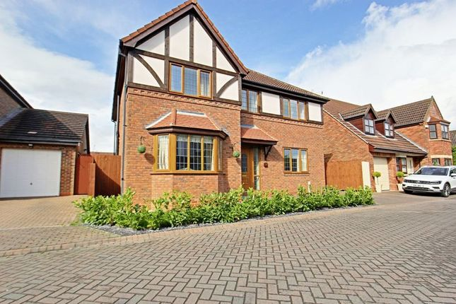 4 bed detached house for sale in Warton Drive, Woodmansey, Beverley