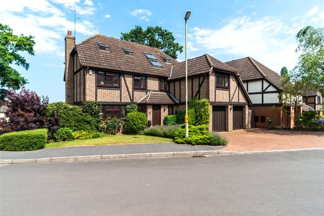 Front of Catesby Gardens, Yateley, Hampshire GU46