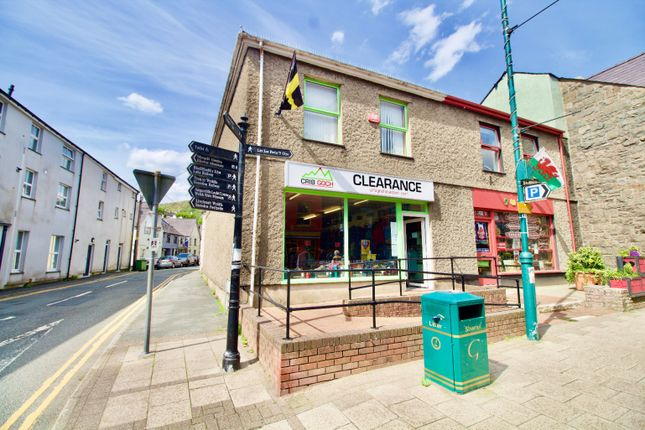 Thumbnail Semi-detached house for sale in High Street, Llanberis