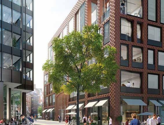 Retail premises to let in Buckingham Green, London