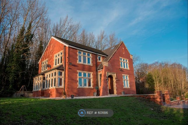 Thumbnail Detached house to rent in Rochdale Road, Manchester