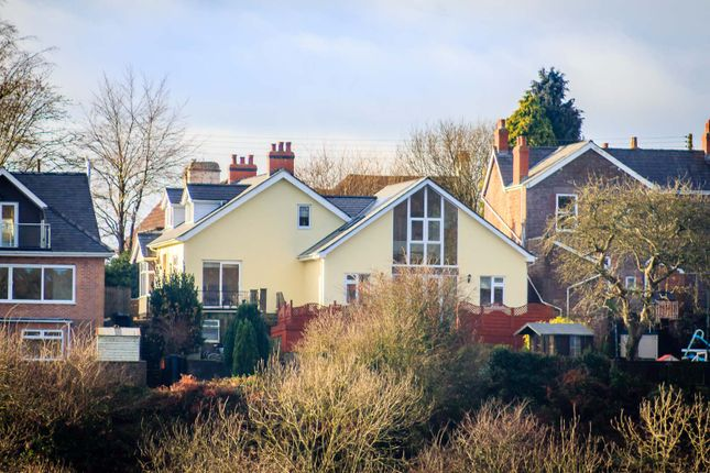 Thumbnail Detached house for sale in Bream Road, Lydney