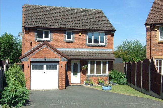 Thumbnail Detached house for sale in Stoppard Close, Ilkeston