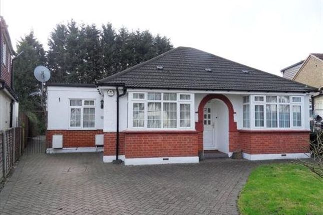 Thumbnail Bungalow to rent in The Chase, Ickenham