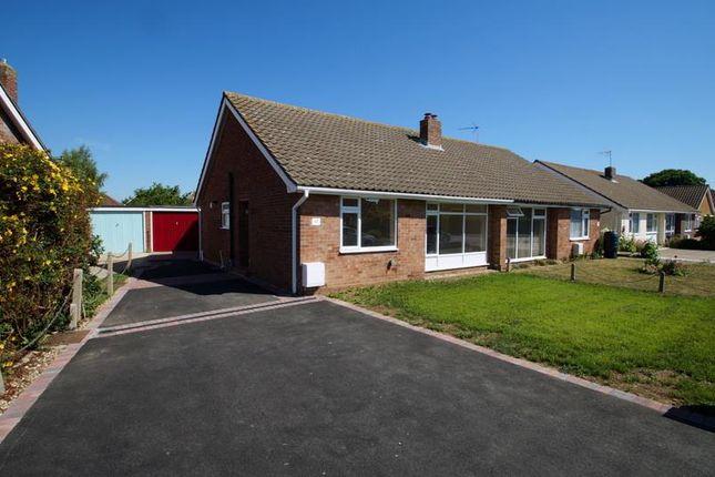 Thumbnail Bungalow to rent in Laburnum Crescent, Kirby Cross, Frinton-On-Sea