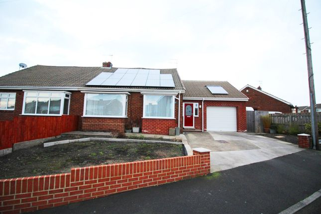 Thumbnail Bungalow for sale in Marian Drive, Gateshead