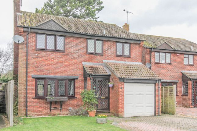 Thumbnail Detached house for sale in Meadow View, Whitchurch