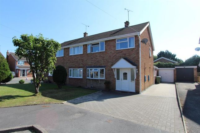 Thumbnail Semi-detached house for sale in Earles Close, Stockton, Southam