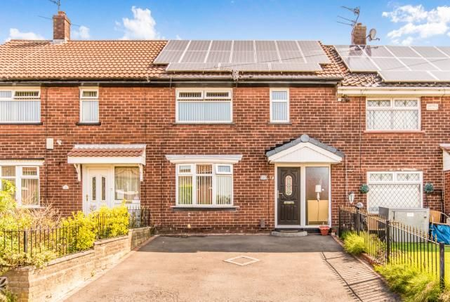 Thumbnail Terraced house for sale in Lordsfield Avenue, Ashton-Under-Lyne, Greater Manchester