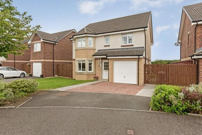 Thumbnail Detached house for sale in Toftcombs Avenue, Stonehouse, Larkhall, South Lanarkshire