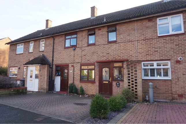 Thumbnail Terraced house for sale in Quarry Spring, Harlow
