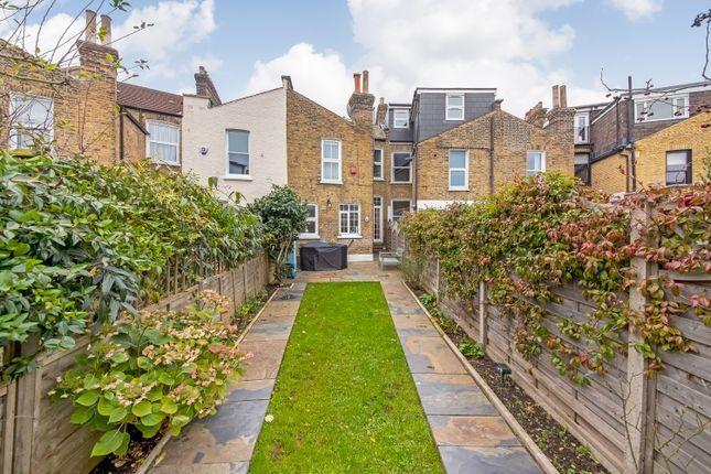 Garden of Avignon Road, London SE4