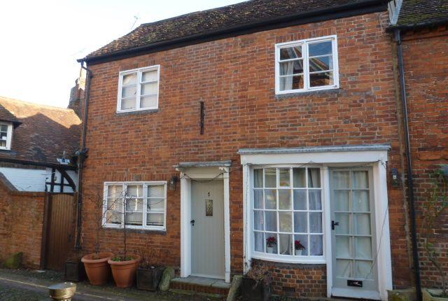 Thumbnail End terrace house to rent in Upper Church Lane, Farnham
