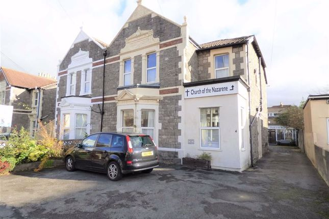 Thumbnail Detached house for sale in Ashcombe Road, Weston-Super-Mare