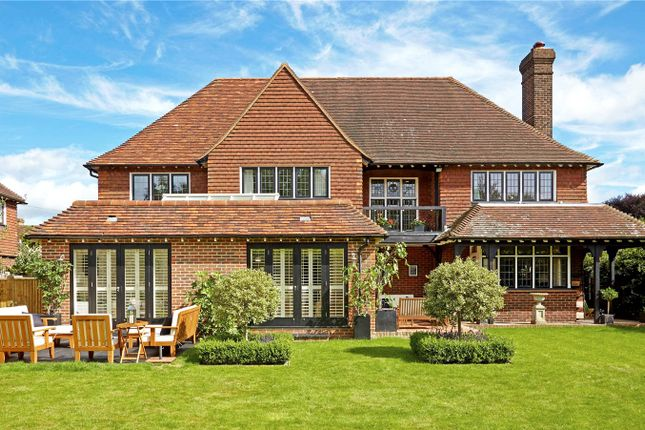 Thumbnail Detached house for sale in Whybourne Crest, Tunbridge Wells, Kent