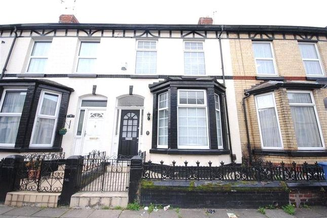 Thumbnail Terraced house for sale in Ferndale Road, Wavertree, Liverpool