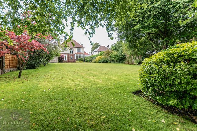 Thumbnail Detached house for sale in Beech Grove, Pennington, Leigh, Greater Manchester.
