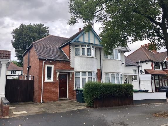 Thumbnail Semi-detached house for sale in Hugh Road, Smethwick, Birmingham, West Midlands