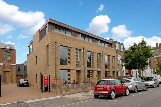 Thumbnail Terraced house for sale in Charles Baker Place, Wiseton Road, Bellevue Village, Wandsworth