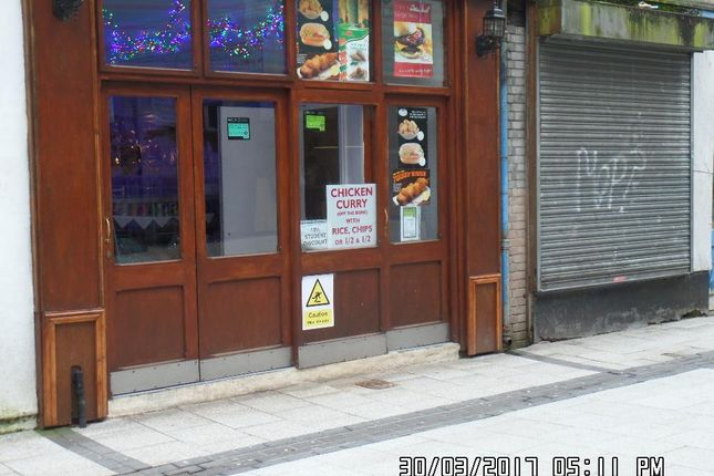 Thumbnail Retail premises to let in Caroline Street, Cardiff