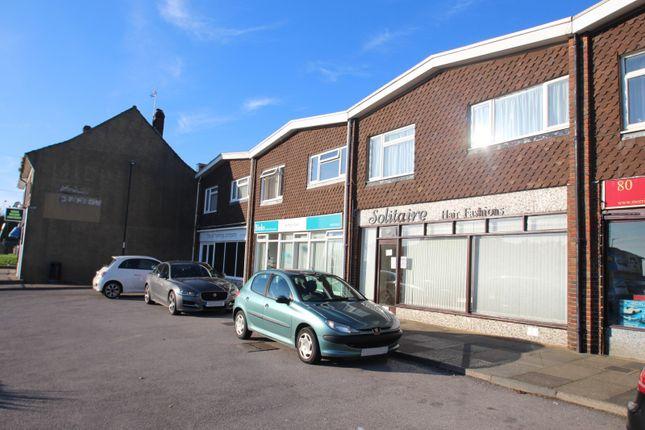 Thumbnail Flat to rent in Manor Road, Lancing