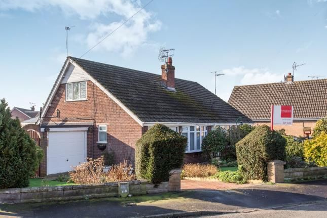 Thumbnail Bungalow for sale in Lordsmill Road, Shavington, Cheshire