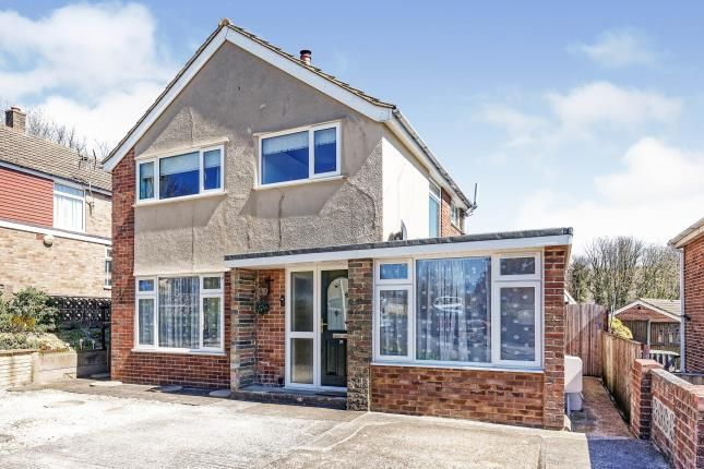 Thumbnail Detached house for sale in Old Park Hill, Dover, Kent