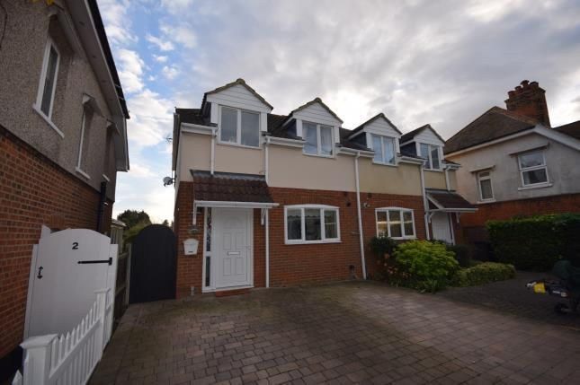 Thumbnail Semi-detached house for sale in North Fambridge, Chelmsford, Essex