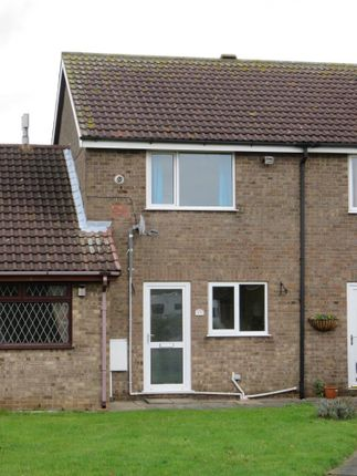 Thumbnail 2 bed terraced house to rent in Raithby Avenue, Keelby