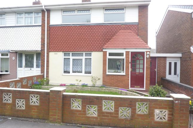 Thumbnail Terraced house to rent in Murdock Way, Walsall