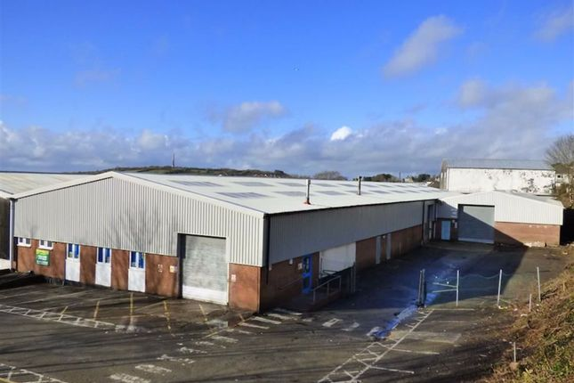 Thumbnail Light industrial to let in 36, Normandy Way, Bodmin, Cornwall