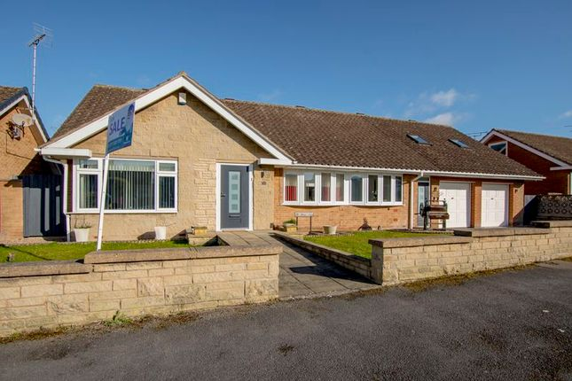 Thumbnail Detached bungalow for sale in Almond Grove, Worksop