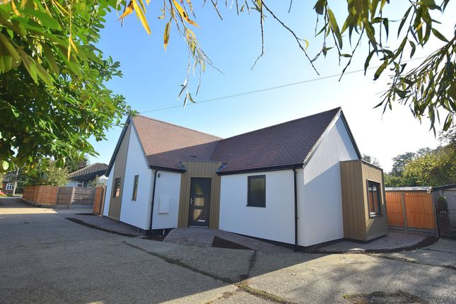 Thumbnail Detached bungalow for sale in London Road, Braintree