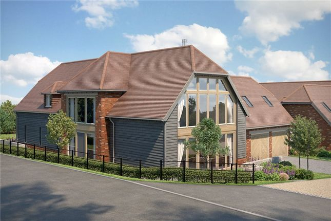Thumbnail Detached house for sale in The Lynch, East Hendred, Wantage, Oxfordshire