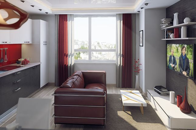 Flat for sale in Colonial Chambers Apartments, Temple Street, Liverpool
