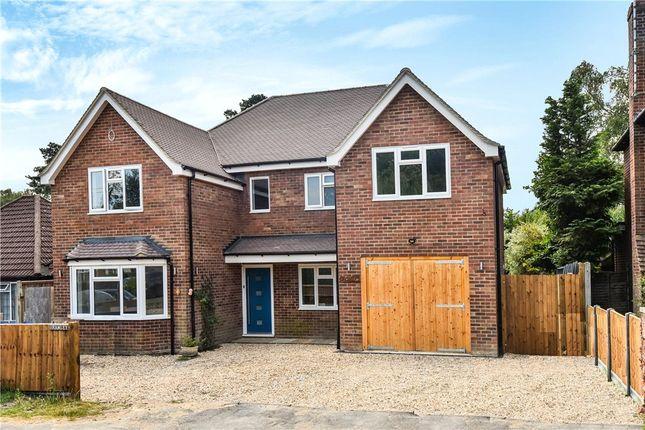 Thumbnail Detached house for sale in Orchard Gate, Sandhurst, Berkshire