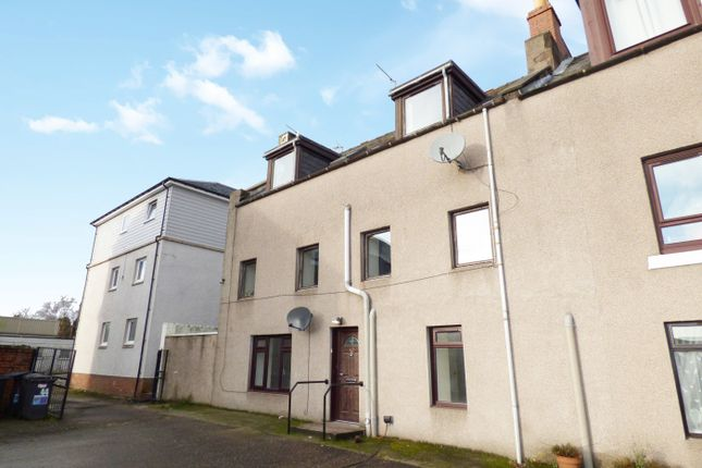 Front View of City Road, Brechin, Angus (Forfarshire) DD9