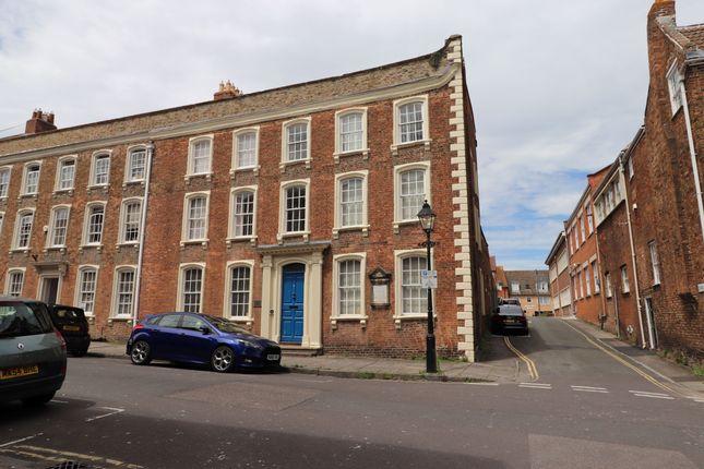 Thumbnail Office for sale in Castle Street, Bridgwater