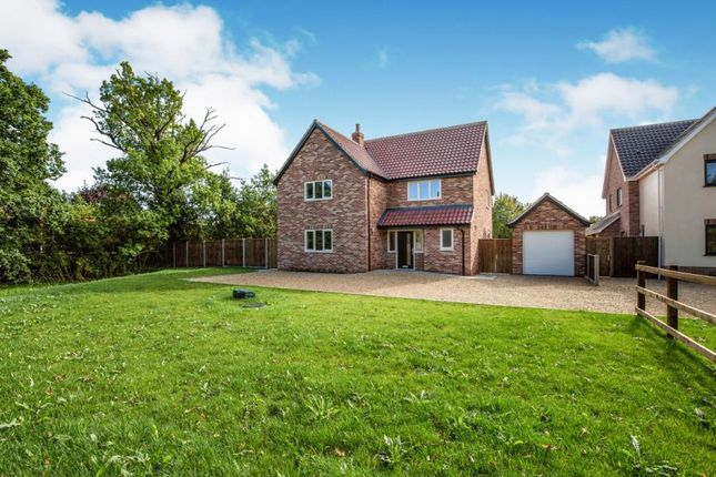 Thumbnail Detached house for sale in Norwich Road, Besthorpe, Norfolk