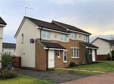 Thumbnail Flat to rent in Gillespie Place, Armadale, Bathgate