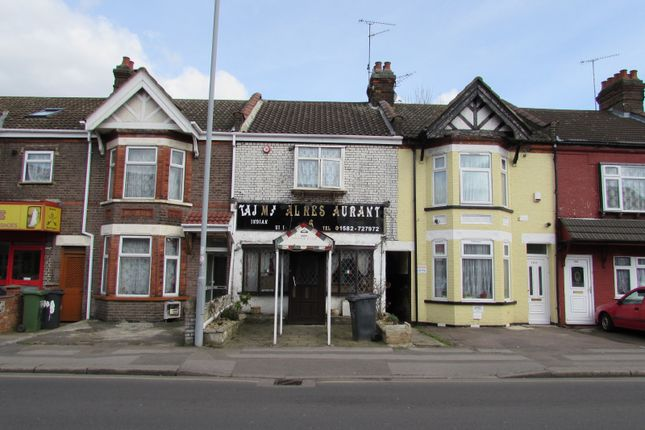 Thumbnail Restaurant/cafe to let in Biscot Road, Luton