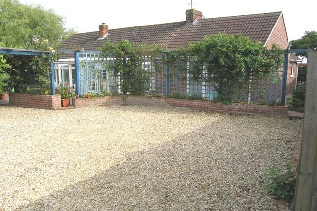 Thumbnail Detached bungalow for sale in Millers Field, Great Shefford, Hungerford